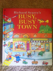 Busy, Busy Town - Richard Scarry