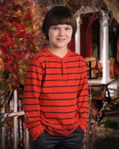 Robby 3rd Grade School Picture